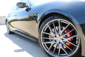 بررسی مازراتی گیبلی Maserati Ghibli Q4